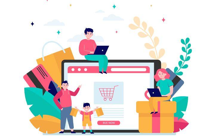 طراحی وب سایت فروشگاهی در اراک