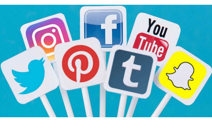 مقایسه نحوه و طرح های تبلیغات در شبکه های اجتماعی فیسبوک، لینکدین، یوتیوب و توییتر