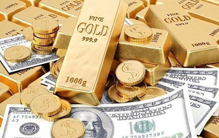 ریزش قیمت طلا تحت تاثیر دو عامل - طلا دلار را ارزان کرد!