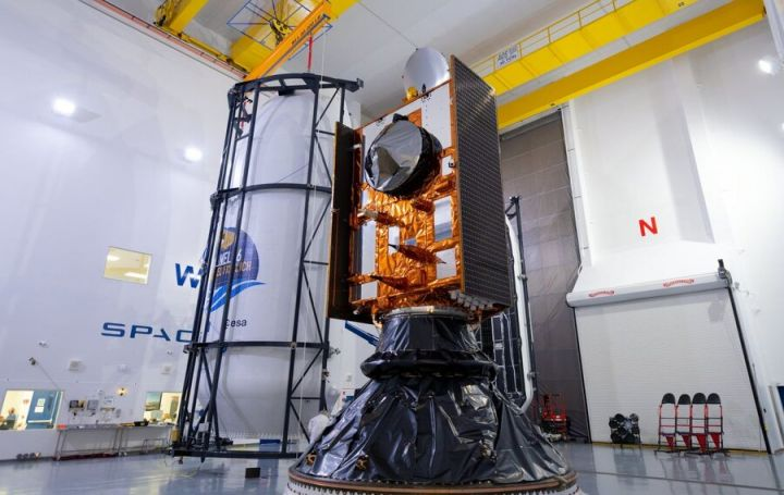 ماهواره پایشگر سطح آب اقیانوسها به فضا پرتاب شد | ارتفاعسنجی از فضا برای پیگیری گرمایش جهانی