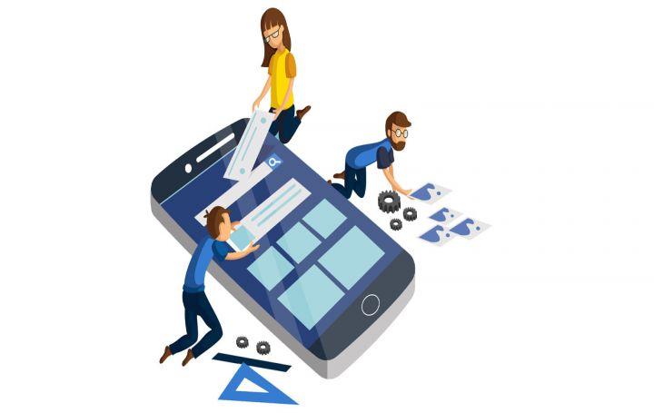 طراحی اپلیکیشن موبایل را از کجا شروع کنیم