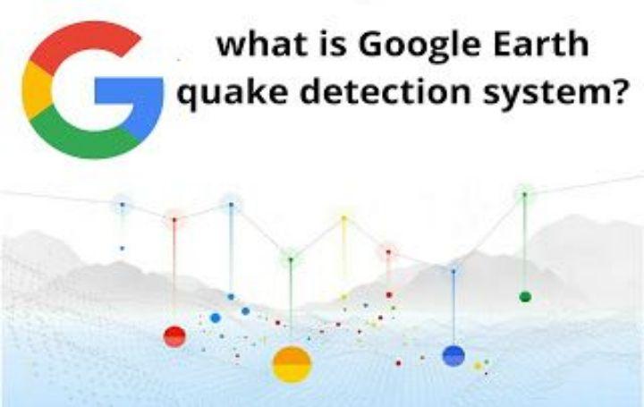 قابلیت تشخیص زلزله گوگل و اندروید