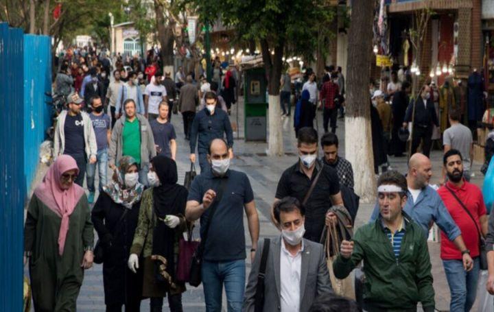 جدیدترین آمار کرونا در ایران   افزایش دوباره مبتلایان و جانباختگان   ۵۷۹۶ بیمار در آیسییو   ۲۷ استان در وضعیت قرمز