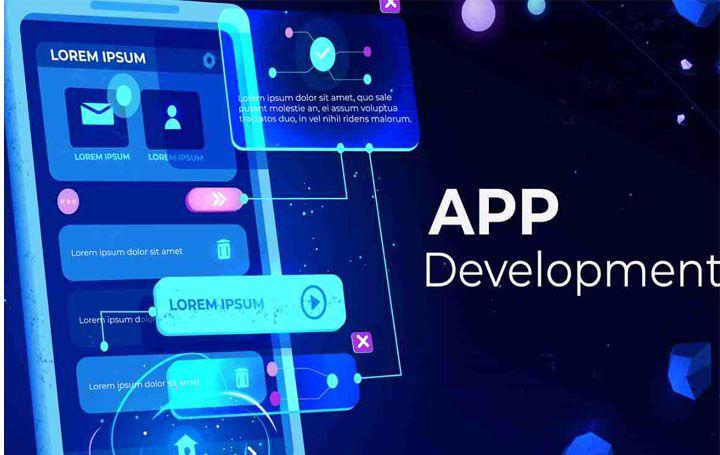 طراحی و ساخت اپلیکیشن های خدماتی