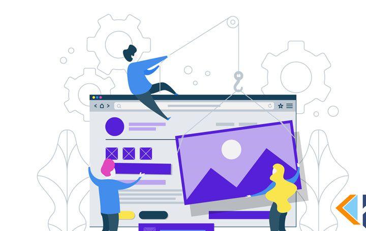 مزایای طراحی سایت اختصاصی چیست؟