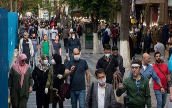جدیدترین آمار کرونا در ایران | افزایش دوباره مبتلایان و جانباختگان | ۵۷۹۶ بیمار در آیسییو | ۲۷ استان در وضعیت قرمز